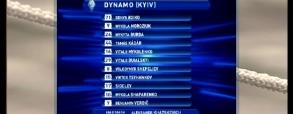 Dynamo Kijów 4:0 Mariupol