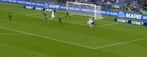 Sassuolo 1:1 Lazio Rzym