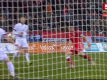 Luksemburg 0:2 Białoruś