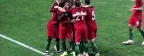 Portugalia U20 2:0 Polska U20