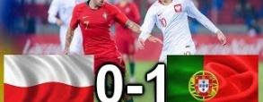 Polska U21 0:1 Portugalia U21
