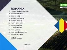 Rumunia 3:0 Litwa