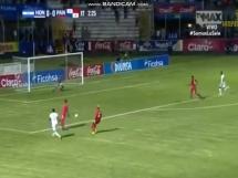 Honduras 1:0 Panama