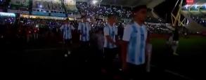 Argentyna - Meksyk