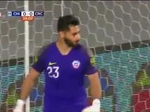 Chile 2:3 Kostaryka