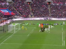 Anglia 2:1 Chorwacja