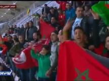 Tunezja 0:1 Maroko