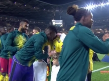 Brazylia 1:0 Kamerun