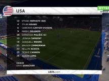 Włochy 1:0 USA