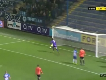 Slovan Liberec 1:1 Viktoria Pilzno
