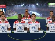 Olympique Lyon 1:0 Saint Etienne