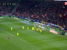 Atletico Madryt 1:1 FC Barcelona