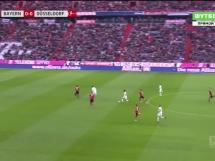 Bayern Monachium 3:3 Fortuna Düsseldorf