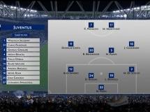 Juventus Turyn 2:0 Spal