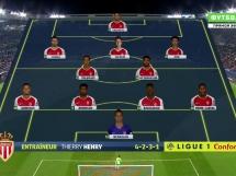 Caen 0:1 AS Monaco