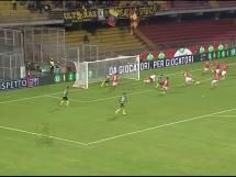 Benevento 2:1 Perugia