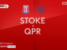 Stoke City 2:2 Queens Park Rangers