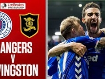 Rangers 3:0 Livingston