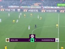 Wolverhampton 0:2 Huddersfield