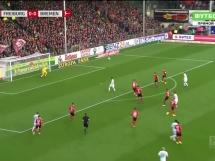 Freiburg 1:1 Werder Brema