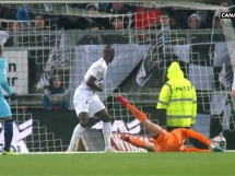 Amiens 1:3 Olympique Marsylia