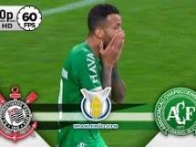 Corinthians 0:0 Chapecoense
