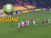 Metz 1:0 Gazelec Ajaccio