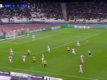 AEK Ateny 0:2 Ajax Amsterdam