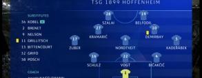 Hoffenheim - Szachtar Donieck