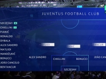 Juventus Turyn 1:0 Valencia CF