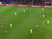 PSV Eindhoven 1:2 FC Barcelona