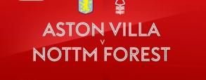 Aston Villa - Nottingham Forest FC
