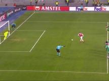 Worskła Połtawa 0:3 Arsenal Londyn