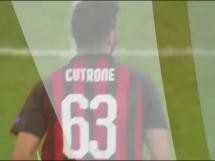 AC Milan 5:2 Dudelange