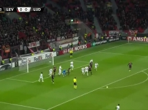 Bayer Leverkusen 1:1 Ludogorets