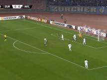 FC Zurich 1:2 AEK Larnaka