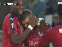 Bordeaux 2:0 Slavia Praga