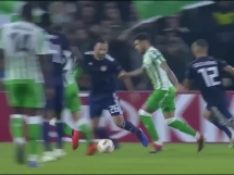 Betis Sewilla 1:0 Olympiakos Pireus