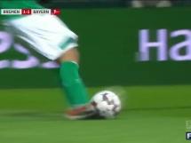 Werder Brema 1:2 Bayern Monachium