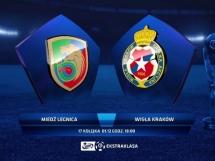 Miedź Legnica 2:0 Wisła Kraków