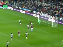 Newcastle United 0:3 West Ham United