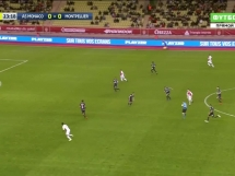 AS Monaco 1:2 Montpellier
