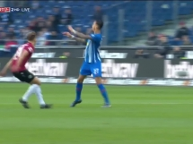 Hannover 96 0:2 Hertha Berlin