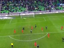 FK Krasnodar 2:0 Urał Jekaterynburg