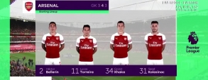 Arsenal Londyn - Tottenham Hotspur