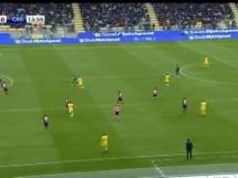 Frosinone 1:1 Cagliari