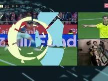Girona FC 1:1 Atletico Madryt