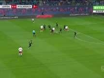 RB Lipsk 2:0 Borussia Monchengladbach