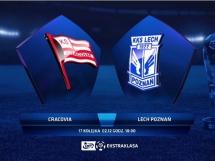 Cracovia Kraków 1:0 Lech Poznań