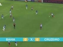 Bahia 0:0 Cruzeiro